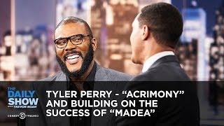 """Download Tyler Perry - """"Acrimony"""" and Building on the Success of """"Madea"""" 