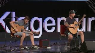 Download The Most Unexpected Acoustic Guitar Performance | The Showhawk Duo | TEDxKlagenfurt Video