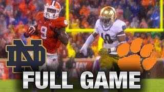 Download Instant Classic: Notre Dame vs. Clemson Full Game | 2015 ACC Football Video
