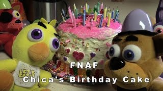 Download FNAF plush Episode 29 - Chica's Birthday Cake Video
