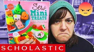 Download DON'T BUY? 9 REASONS Scholastic's Klutz Sew Mini Treats Felt is NOT worth it SaltEcrafter #11 Video