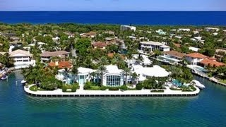 Download Boca Raton Real Estate Luxury Waterfront Homes 700 Coquina Way Video