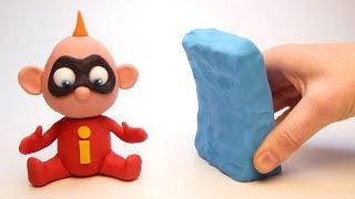 Download Jack-Jack Parr Incredibles Stop motion Video