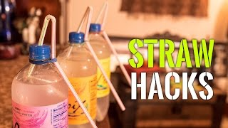 Download Awesome Straw Hacks Video