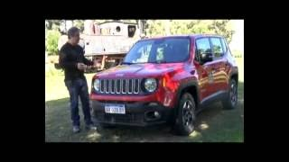 Download JEEP RENEGADE 1.8 SPORT PLUS (21/5/16)TEST AUTO AL DÍA Video