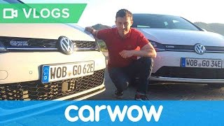 Download Volkswagen Golf GTE and e-Golf 2018 review | Mat Vlogs Video