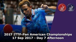 Download 2017 ITTF-PanAm Championships - Day 7 Afternoon Video