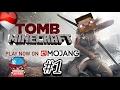 Download TOMB RIDER di MINECRAFT !!!!!(part 1) Video