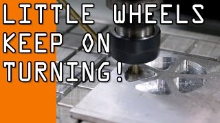 Download Machining Thin Parts! Part 1 WW138 Video