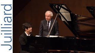 Download Jun Hwi Cho: Schubert's Impromptu Op. 142, No. 3   Juilliard Sir András Schiff Piano Master Class Video