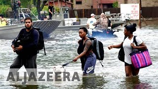 Download US: Tropical Storm Harvey displaces 30,000 in Texas Video