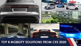 Download The Carmakers At CES 2020 Video