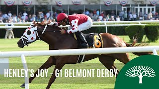 Download Henley's Joy - 2019 - The Belmont Derby Invitational Stakes Video