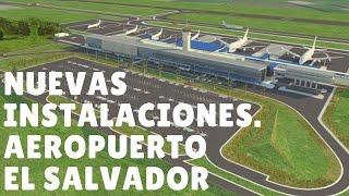 Download Aeropuerto Internacional de El Salvador y sus recientes remodelaciones Video
