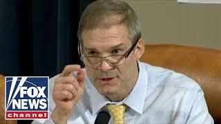 Download Jim Jordan grills Dems' 'star witness' Taylor in impeachment hearing Video