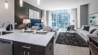 Download Tour a model studio at the luxurious new MILA apartments Video