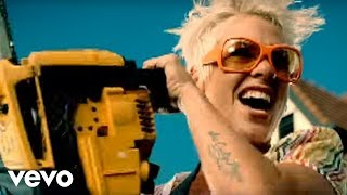 Download P!nk - So What Video