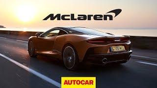 Download 1,000 miles in the new McLaren GT - European Road Test | Autocar Video