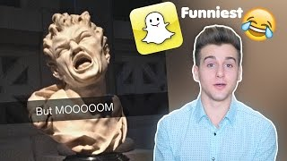 Download Funniest Snapchats Of All Time Video
