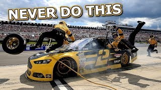 Download Top 5 things NOT to do in NASCAR Video