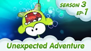Download Om Nom Stories: Unexpected Adventure (Cut the ROPE 2, Episode 1) @KEDOO ANIMATIONS 4 KIDS Video