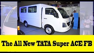 Download The All-New TATA Super ACE FB: 1-ton mini truck that powers your business Video