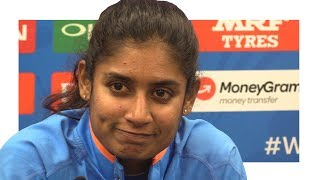 Download Mithali Raj Press Conference - India Miss Out On Women's World Cup After Final Loss Video