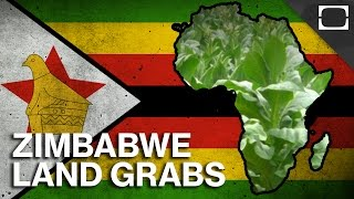 Download Why Are White Farmers Losing Their Land In Zimbabwe? Video