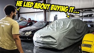 Download We Bought A New PROJECT CAR With Some BIG SURPRISES (Tavarish LIED About It) Video