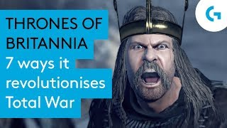 Download Thrones of Britannia - 7 ways it revolutionises Total War Video