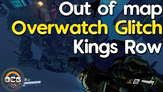 Download OCG - [Patched] Overwatch Glitch on Kings Row - Out Of Map Video