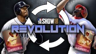 Download WE GOT 2 IMMORTALS! Revolution Ep. 15! MLB The Show 18 Diamond Dynasty Video