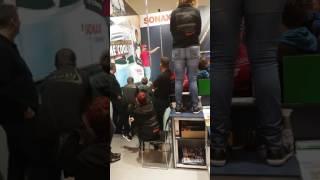 Download JP Performance Auftritt Essen Motorshow Sonax 2016 Video