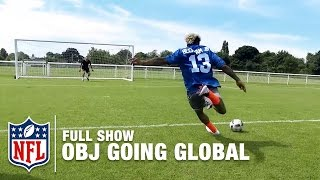 Download Odell Beckham Jr. the Global Icon | OBJ Going Global to Munich, Germany ✈️🏈🌎 (Full Show) | NFL 360 Video