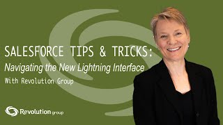 Download Salesforce Tips & Tricks 19: Navigating the New Lightning Interface Video