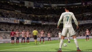 Download FIFA 18 - Intro Video & Opening Game Sequence (Real Madrid vs Atletico Madrid) Video