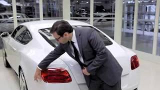 Download New Bentley Continental GT Design Insights Video