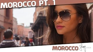 Download Marrakech + Hot Air Balloon Ride | Shaycation Morocco Pt. 1 Video