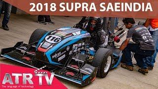 Download 2018 MARUTI SUZUKI SAEINDIA SUPRA | SPECIAL FEATURE | ATR TV Video