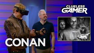 Download Clueless Gamer: ″Wilson's Heart″ - CONAN on TBS Video