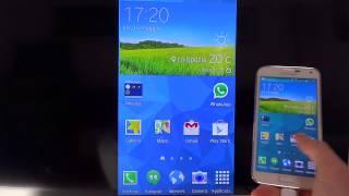 Download Come collegare Samsung Galaxy S5 alla TV Video