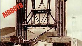 Download Building The Golden Gate Bridge (1930's) Video