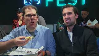 Download Check out Jon Hein & Doug Williams checking out the MLB Food Fest Video