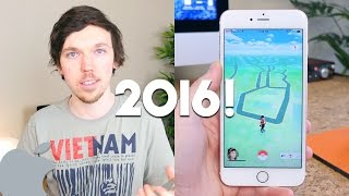 Download Top 10 iOS Apps of 2016! Video