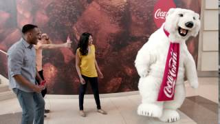 Download Meet the Coca-Cola Polar Bear at World of Coca-Cola Video