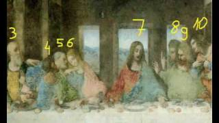 Download Another Secret Revealed !!! (Last Supper, Leonardo Da Vinci) Video