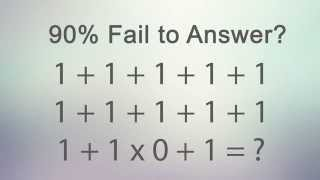 Download 90% Fail to Answer This Correctly! Video