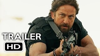 Download Den of Thieves Official Trailer #1 (2018) 50 Cent, Gerard Butler Action Movie HD Video