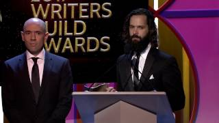 Download Uncharted 4: A Thief's End wins the 2017 Writers Guild Award for Videogame Writing Video