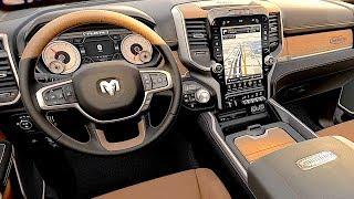 Download 2019 Ram 1500 Laramie Longhorn INTERIOR Luxury Pickup Ram Special Edition 2019 CARJAM Video